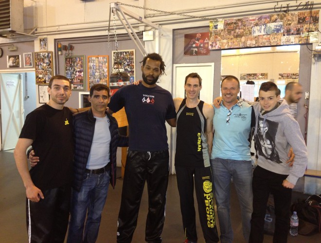 Interclub boxe française avril 2013