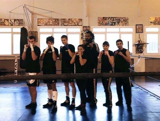 interclub savate boxe française marseille
