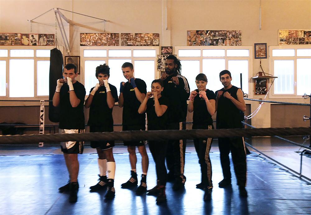 interclub savate boxe française marseille